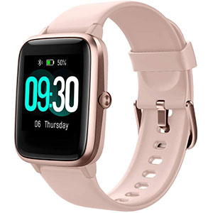Willful Smart Watch - Best Fitness Trackers: Waterproof Fitness Watch and Long-Lasting Battery