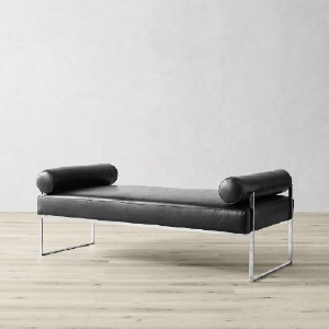 Williams Sonoma Home Paxton Daybed - Best Daybeds for Small Spaces: Midcentury Minimalism Daybed