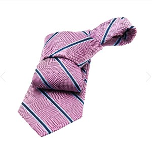 The Dark Knot Wilton Stripes Silk Tie - Best Ties for Interviews: Compliment your best outfits