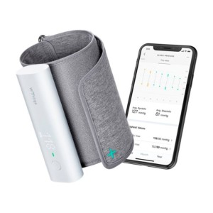 Withings BPM Connect - Wi-Fi Smart Blood Pressure Monitor - Best Blood Pressure Monitor with App: Color-coded feedback