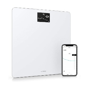 Withings Body Smart Weight & BMI Wi-Fi Digital Scale - Best Weight Scale with BMI: For every stage of life