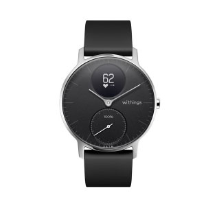 Withings Steel HR Hybrid 36mm Smartwatch - Best Fitness Trackers: Multifunctional and Luxuriously Stylish