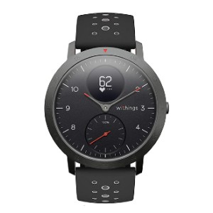Withings Steel HR Sport Hybrid Smartwatch - Best Formal Watches for Men: Track your activity