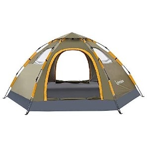 Wnnideo Pop Up Camping Tent - Best Easy Set Up Tents: Excellent Features Tent