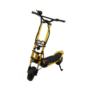 Kaabo Wolf King - Best Electric Scooter Long Range: Best off-road pick