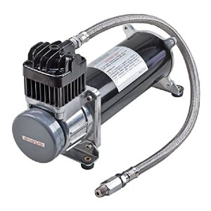 Wolo 860-C - Best Air Compressors for Painting: Excellent cooling fins