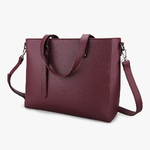 ECOSUSI Women's Work Bag - Best Tote Bags for Laptops: Can be Carried as a Handbag
