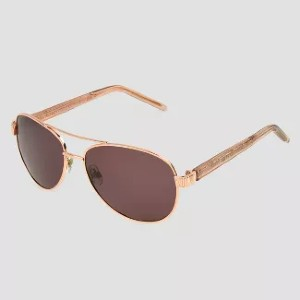 A New Day Aviator Sunglasses - Best Sunglasses UV Protection: Scratch-Resistant Lenses