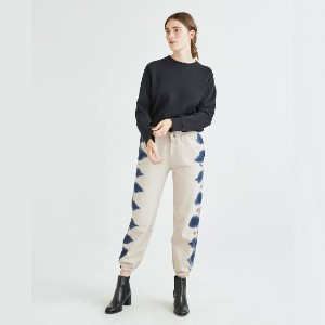 Richer-Poorer Women's Fleece Sweatpant - Best Loungewear Pants: Not too thick, not too thin
