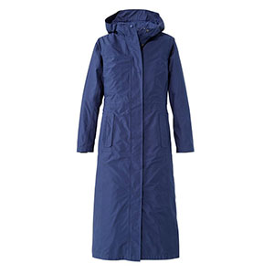 L.L.Bean Women's H2OFF Primaloft-Lined Long Coat - Best Raincoats for Petites: Relaxed Fit and Falls Below Knee