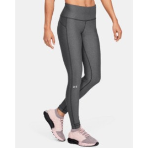 Under Armour Women's HeatGear® Armour Hi-Rise Leggings - Best Leggings High Waist: The OG of Wicking Sweat and Drying Fast
