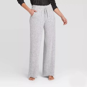 Stars Above™ Women's Perfectly Cozy Wide Leg Lounge Pants - Best Loungewear Pants: Inexpensive convenience