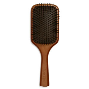 AVEDA Wooden Paddle Brush - Best Hair Brushes: Helps Smooth Hair
