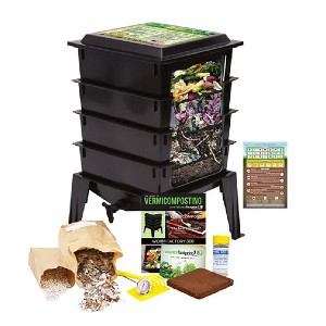 The Squirm Firm Worm Factory 360 - Best Indoor Compost Bins: Bring worms in safely