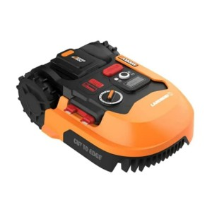WORX WR165 Landroid S - Best Budget Robot Lawn Mower: Cuts up to 1/8 acre