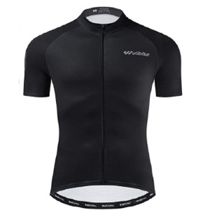 Wulibike Cycling Jersey  - Best Cycling Jerseys: Full Center Zipper Jersey