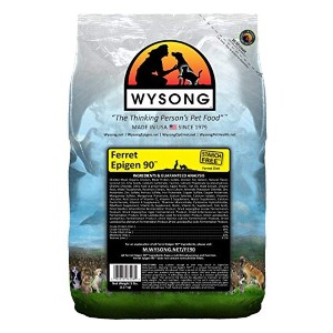 Wysong Ferret Epigen 90 - Best Ferret Food for Weight Gain:  USDA and FDA-Approved Ingredients