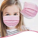 10 Recommendations: Best Masks for COVID (Oct  2020): Colorful disposable mask for kids