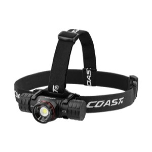 COAST XPH34R - Best Headlamps for Running: REFLECTIVE STRAP