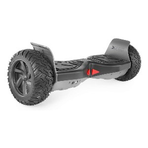 XPRIT 8.5'' All Terrain Off-Road Hoverboard  - Best Hoverboard for Heavy Adults: Conquers any challenge