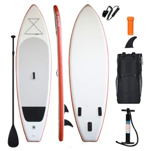 XYLOVE CO SUP for All Skill Levels - Best Inflatable Paddle Board Under $400: Durable Paddle Board
