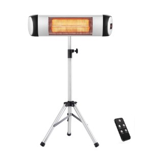 Xbeauty Electric Patio Heater - Best Electric Patio Heater: Electric Infrared Heater