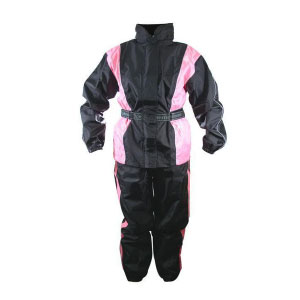 Xelement RN4786 - Best Raincoat for Motorcycle Riders: Elastic Waist and Elastic Wrists