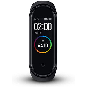 Xiaomi Mi Band 4 - Best Fitness Trackers: Comes with 6 Workout Modes