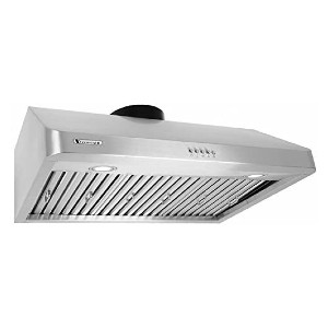 XtremeAir Ultra Series UL10-U36 - Best Range Hood for Asian Cooking: Made to last