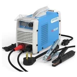 YESWELDER ARC Welder 125Amp - Best Welding Machines for Beginners: Automatic Compensation for Voltage Fluctuation