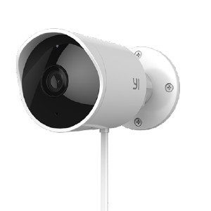 Yi YI OUTDOOR SECURITY CAMERA - Best Security Cameras Outdoor: Excellent Night Vision