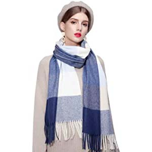 YIMIHUASHA Winter Blanket Scarfs - Best Scarves for Winter: Stay warm in style