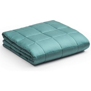 YNM Cooling Weighted Blanket - Best Weighted Blanket for Adults: Eases Stress and Anxiety