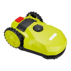 YOLENY Robot Lawn Mower - Best Budget Robot Lawn Mower: No need for bagging