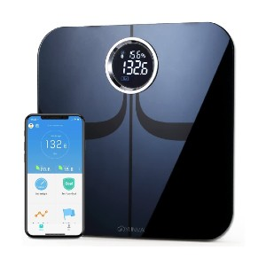 YUNMAI Premium Smart Scale  - Best Weight Scale for Body Fat: 5 seconds setup