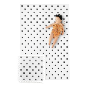 Yay Mats Stylish Extra Large Baby Play Mat - Best Non Toxic Play Mat: Best design
