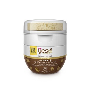 Yes To Coconut Ultra Hydrating Coconut Oil Cleansing Balm - Best Makeup Cleansing Balms: Coconut Oil Cleansing Balm