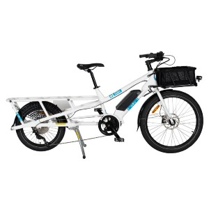 Yuba Spicy Curry V3 Electric Bike - Best Electric Bike for Delivery: Better stability and handling