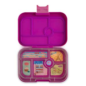 Yumbox Original Leakproof Bento Lunch Box - Best Food Storage Container: Plenty compartments