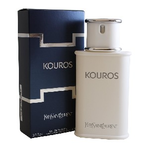 Yves Saint Laurent Kouros by Yves Saint Laurent for Men - Best Colognes to Attract Ladies: Aromatic Woods Scent