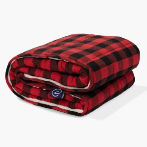 Gravity Z By Gravity Weighted Throw - Best Weighted Blanket for Adults: Features a Gorgeous Seasonal Pattern