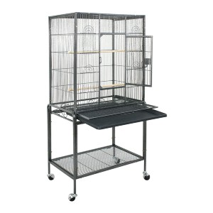 ZENY Bird Cage with Stand  - Best Bird Cage for Canary: Guarantees your bird's well-being