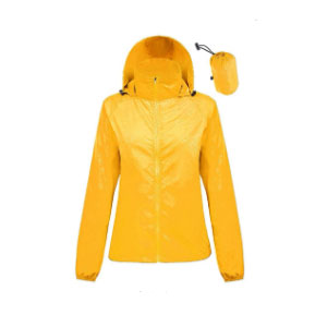ZIMCA Unisex Packable Lightweight UV  - Best Raincoats Under $100: Light in Weight and Super Affordable Price