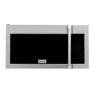 ZLINE MWOOTRH30 30 Inch Over the Range Microwave Oven - Best Microwave with Vent: Best premium pick