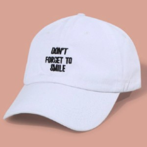 Zaful Letters Embroidery Washed Baseball Cap - Best Baseball Caps for Men: Durable Material Cap