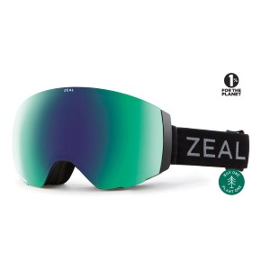 Zeal Portal RLS Polarized Snow Goggles - Best Anti-Fog Goggles: Oleophobic and Hydrophobic Lens Coating