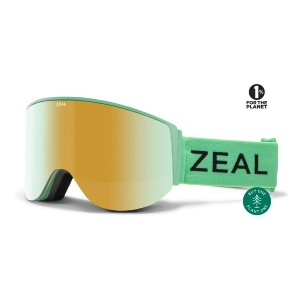 Zeal Beacon Snow Goggles - Best Anti-Fog Goggles: Harmful Rays Protection