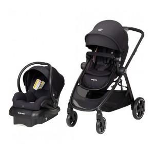 Maxi-Cosi Zelia  - Best Stroller Car Seat Combo: 5-in-1 Strolling System