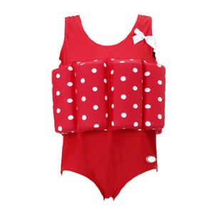 Zerlar Floatation Swimsuits - Best Floats for Toddlers: Adorable swimsuit with floatie