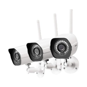 Zmodo Outdoor Camera Wireless - Best WiFi Security Cameras Outdoor: Supported Temperature Range from -10℃ to 50℃